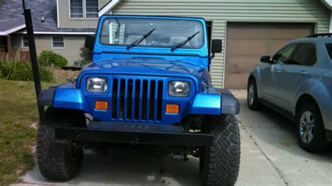 small jeep wrangler 1994 jeep wrangler yj with 328 chevy small block for sale