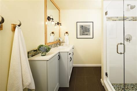 portland basement remodel 30 amazing basement bathroom ideas for small space thefischerhouse