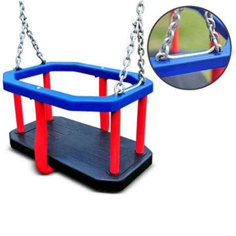 toddler swing seat baby patio swing seat with galvanized chain available in