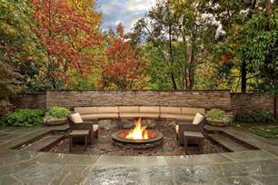 Outdoor Fireplaces And Firepits Outdoor Living Spaces By Harold Leidner