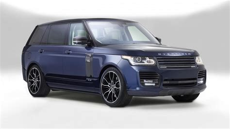 range rover van range rover london edition van overfinch is uniek
