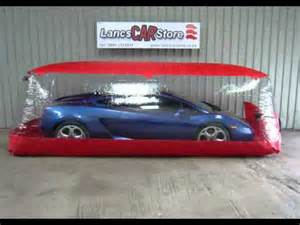 Clear Plastic Car Covers Uk Carcoon Store Your Car In A