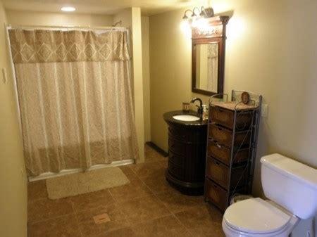number one bathroom oak wood lakes lodge in south dakota