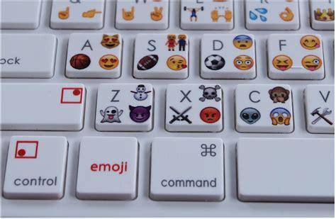 faccine con le lettere emojiworks la tastiera fisica dedicata alle emoticon e