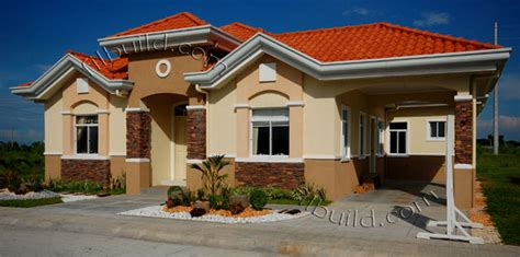 Floor L For Sale Philippines by Contractor Architect Bungalow L House