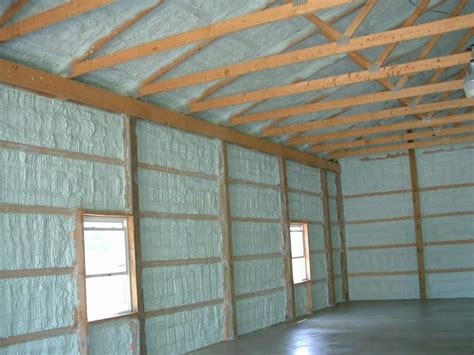 Insulating A Pole Barn Garage by Metal Roof Plans House Design And Decorating Ideas