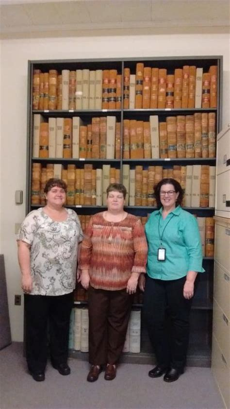 Lincoln County Records Probate Court Modern Technology Preserves Documents Boothbay Register