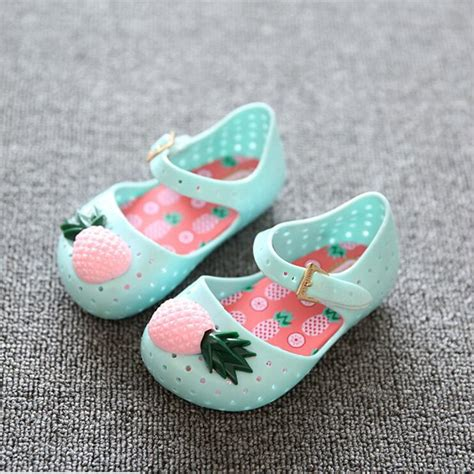 Flat Shoes Pink Bunga Flowers Jelly Flat Shoes Fse022 toddler jelly shoes 28 images jelly sandals shoes flat