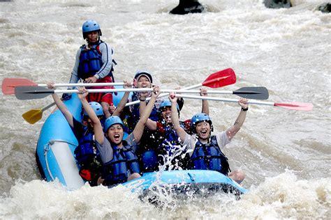 Paket Wisata Arung Jeram Elo Bali Paradise Magelang Jogja Rafting wisata arung jeram sungai elo magelang arif riyanto