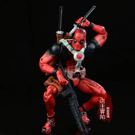 17cm marvel univers super heros deadpool action figure