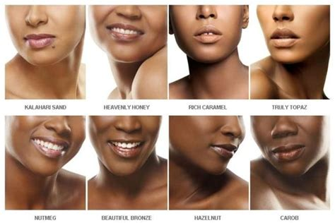 what are the best skin tones for women black opal has a solution for all shades of brown skin