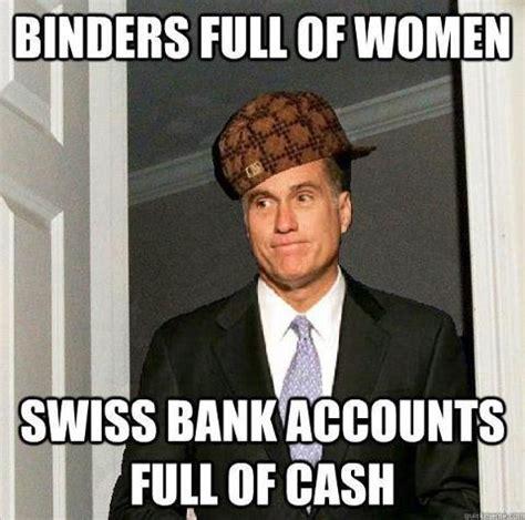 Binders Full Of Women Meme - the best binders full of women memes manolith
