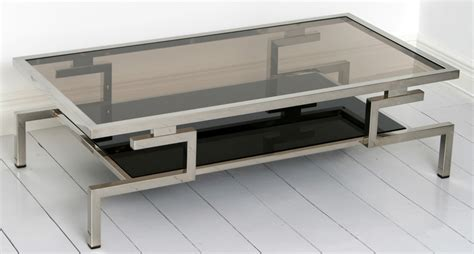 furniture beautiful glass and chrome coffee table modern chrome glass coffee table furniture stores chicago chrome and glass