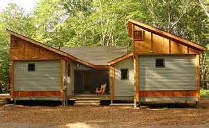 prefab friday cottage in a day inhabitat green design