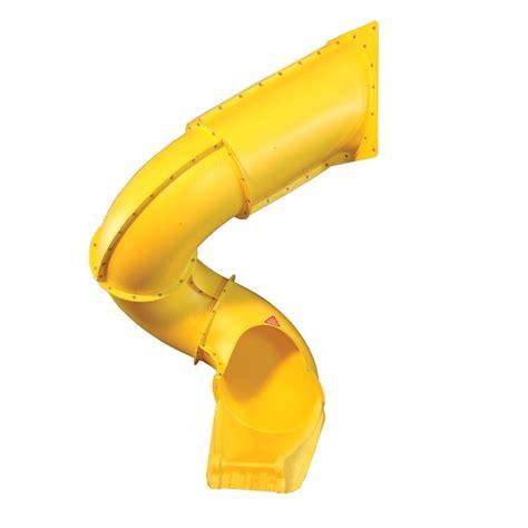 swing n slide tube slide swing n slide playsets yellow turbo tube slide ne 4405
