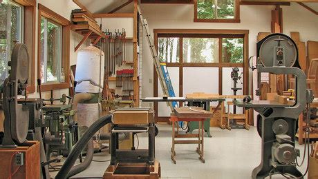 fww poll garage  shop finewoodworking