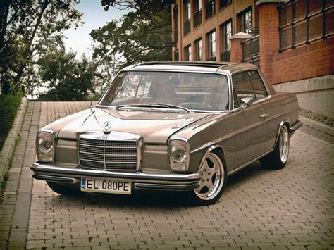 mercedes classic modified 811 best images about old mercedes benz on