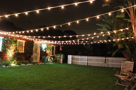orgy in the backyard backyard party lights elegant backyard lighting with