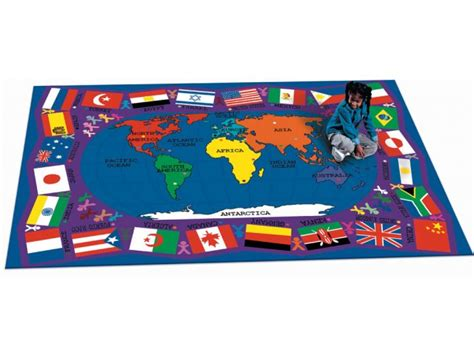 flags of the world not rectangular flags of the world rectangle carpet 7 8 quot x10 9 quot map rugs