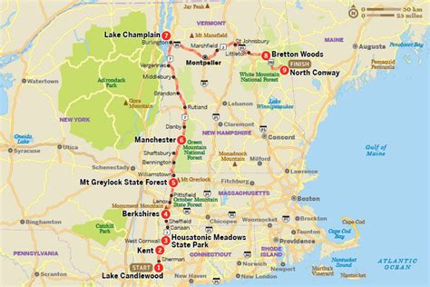 kentucky foliage map road trip newhairstylesformen2014