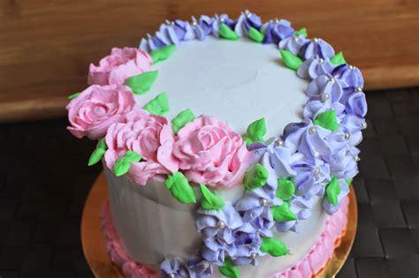 tartas en flor el bizcocho de caf 201 con leche y tarta de flores dulce tentacion