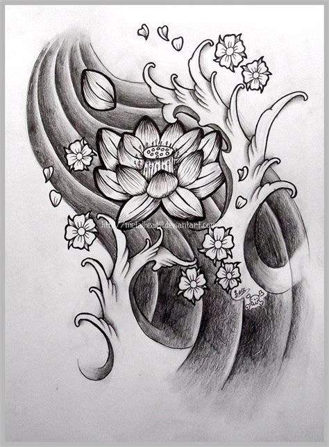 japanese flower tattoo design 17 best ideas about japanese flower on