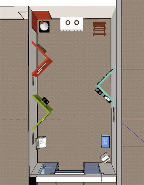 using layout google sketchup using google sketchup to create an exhibition layout