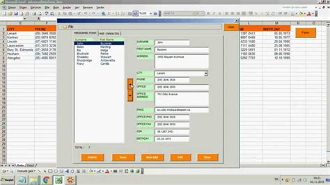 Excel Advanced Userform With Multipages Source Http Merkez Ihayat Blogspot Com 2015 11 Free Excel Userform Templates