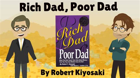 rich dad poor dad 1612680178 rich dad poor dad animated book summary