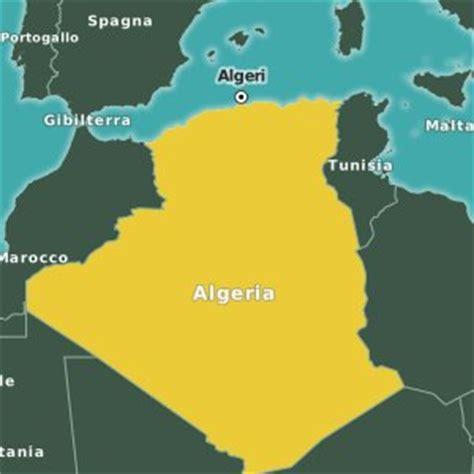 consolato algerino algeria easyviaggio
