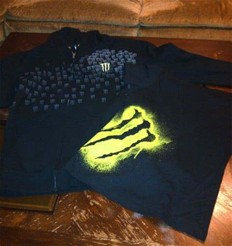 Monster Energy Gear Giveaway - great mail days march 10