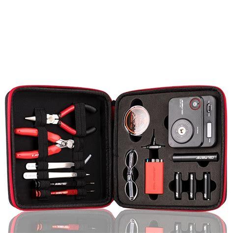 Coil Master Diy Kit V2 Paket Untuk Coiling Rda Rta Rdta coil master diy kit v3 multi functional building set