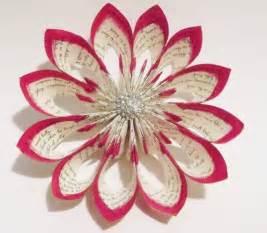Christmas Origami Wreath » Home Design 2017