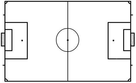 Blank Desktop Organizer Background Blank Soccer Field Blank Football Field Diagram