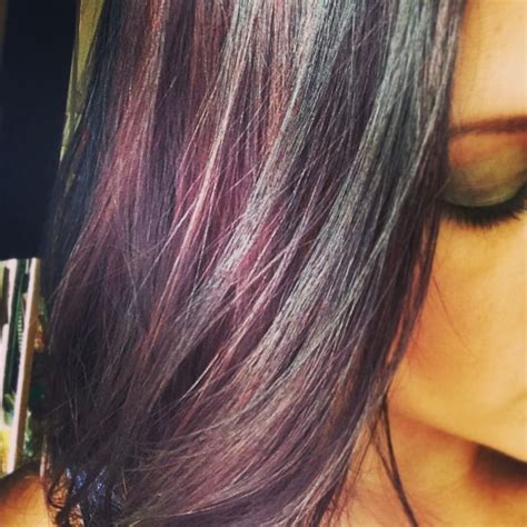 burgundy brown hair color pictures my burgundy hair i used ion color brilliance demi in