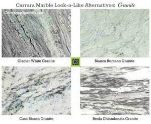 Corian Colors That Look Like Marble Which Granite Looks Like White Carrara Marble