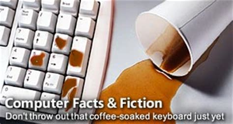 spilling drinks on my settee what if i spill a drink on my keyboard