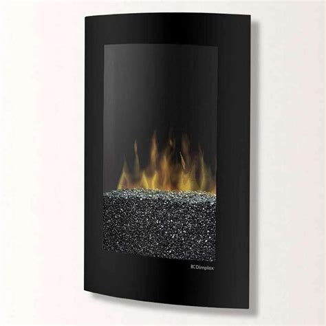 dimplex electric fireplace wall mount dimplex convex 22 inch wall mount electric fireplace