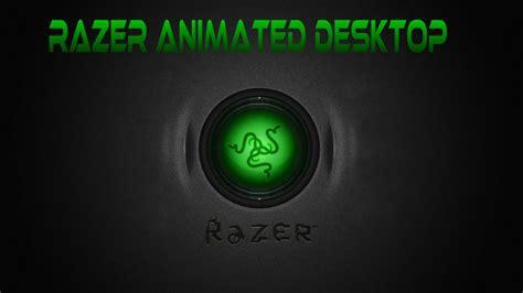 Razer Moving Wallpaper