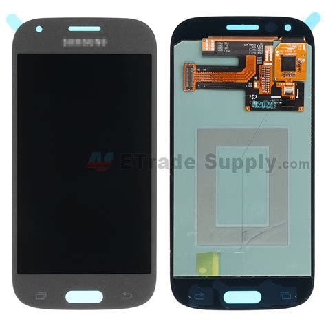 Lcd Fullset Lcd Touchscreen Samsung E5 samsung galaxy ace 4 sm g357fz lcd and digitizer assembly gray etrade supply