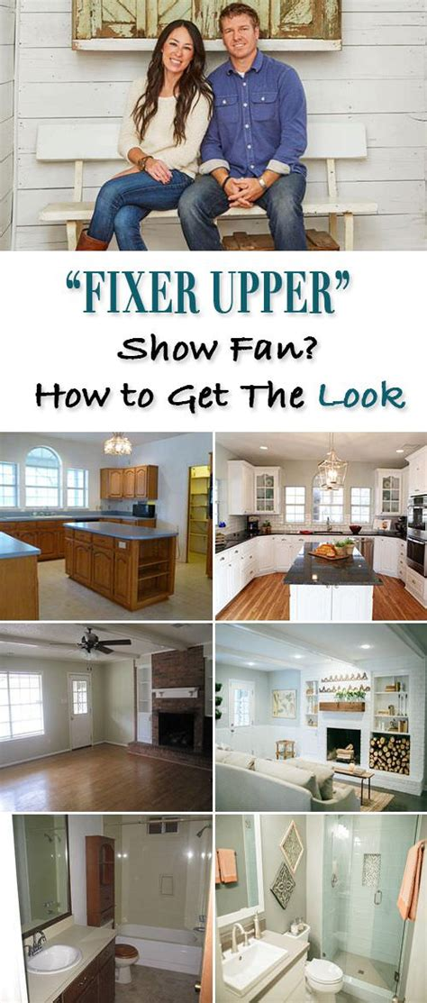 how to get the fixer upper look in your home jenna burger quot fixer upper quot show fan how you can get that look the