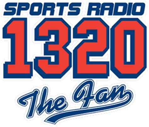 the fan radio station sports radio 1320 the fan