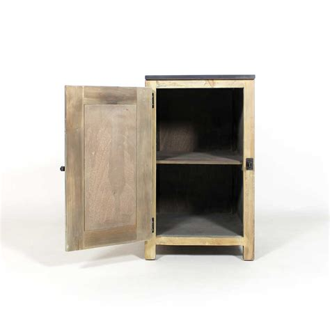 petit meuble bas de cuisine meuble cuisine rangement bas poigne style frigo made in