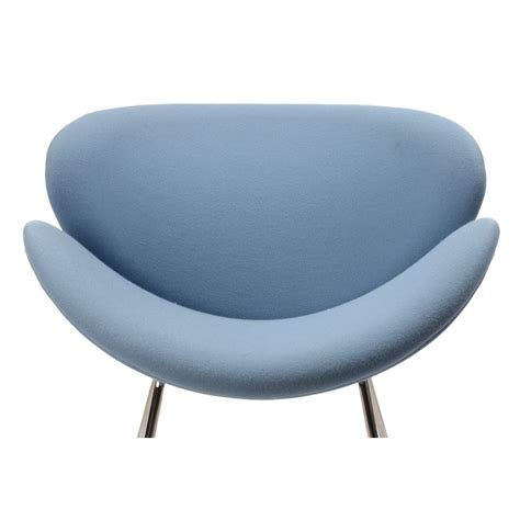Slice Chair by Paulin Orange Slice Chair Replica Commercial Furniture