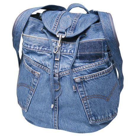 Backpak Jins backpack recycle idee 235 en