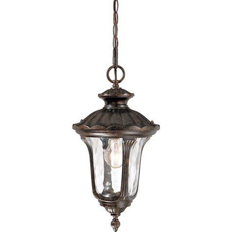 Outdoor Pendant Lighting Home Depot World Imports Sky Essen 1 Light Outdoor Rust Pendant Wi900842 The Home Depot