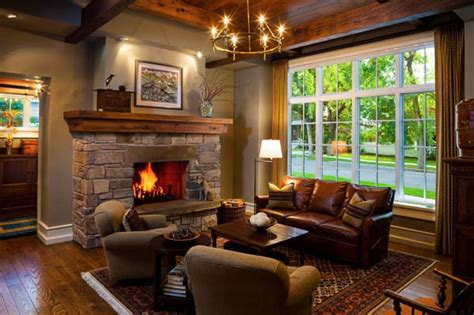 Warm And Cozy Living Room Ideas - 43 cozy and warm color schemes for your living room
