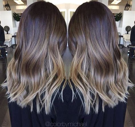 how to do an ombre with medium length hair 1000 ideas about medium length ombre hair on pinterest