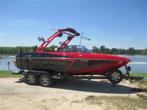 wake boat for sale in texas malibu wakesetter 20 vtx boats for sale in texas