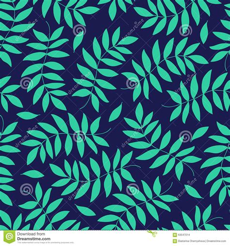 abstract seamless floral pattern background free vector seamless vector abstract floral pattern stock vector